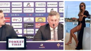 Fiorentina, la nipote di Pradè è diventata una star: tutto merito di Castrovilli