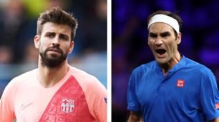 Coppa Davis, tra Federer e Piqué volano gli stracci