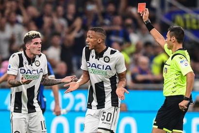 DE PAUL -Tre giornate di squalifica e nessun gol finora