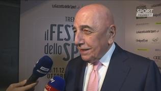 """Galliani: """"Nesssun consiglio a Boban"""""""