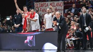 Basket, Eurolega: Milano soffre nel finale ma batte 85-81 lo Zalgiris Kaunas