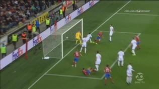 Repubblica Ceca-Inghilterra 1-1: il pareggio di Brabec