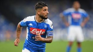 """Napoli, Insigne a cuore aperto:""""I napoletani non mi hanno capito, per la maglia mi farei ammazzare"""""""