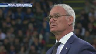 La nuova sfida di Ranieri