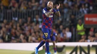 """Barcellona, Vidal: """"Sono felice qui e voglio vincere la Champions"""""""