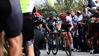 Ciclismo, Giro di Lombardia 2019: trionfa Bauke Mollema, delusione Nibali
