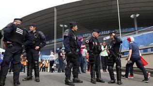 Lunedì Francia-Turchia: è allerta a Parigi
