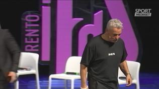 """Baggio: """"Avrei voluto Conte come allenatore"""""""