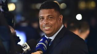 """Ronaldo, il 5 maggio e l'addio all'Inter: """"La delusione più grande, con Cuper non ce la facevo più"""""""