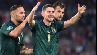 Italia-Grecia 2-0: gli Azzurri si qualificano da primi per Euro 2020