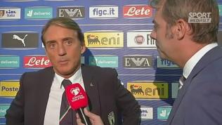 """Mancini: """"Dedicata ai piccoli del Bambin Gesù"""""""