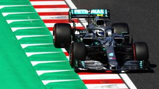 F1 Giappone: rinascitaBottas, Mercedes ancora campione