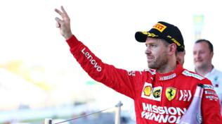 """F1 Giappone, Vettel: """"Che disastro in partenza"""""""
