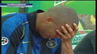 """I ricordi di Ronaldo:""""""""Che botta il 5 maggio"""""""
