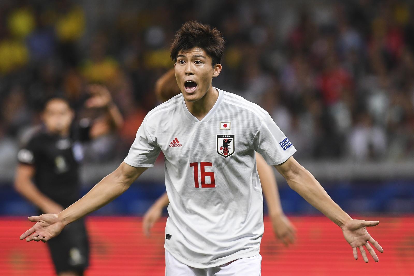 Tomiyasu - guaio muscolare alla coscia sinistra nel match contro la Mongolia. Si teme uno stop di 3-4 settimane
