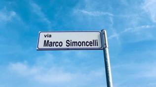 Misano, nuovo omaggio al Sic: intitolata una via a Marco
