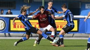 Cuore Tifoso Inter: derby al femminile, che passione!