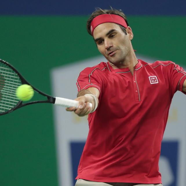 Tennis, Federersarà a Tokyo 2020 per l'oro nel singolare