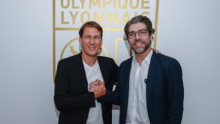 Rudi Garciaè il nuovo allenatoredell'Olympique Lione