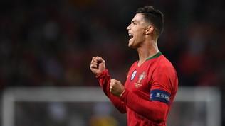 Cristiano Ronaldo da record: raggiunta quota 700 gol