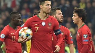 Cristiano Ronaldo fa 700, ma il Portogallo ora rischia