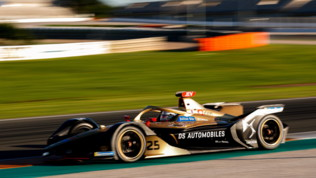 Formula E, test pre-stagionali a Valencia