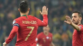 """Cristiano Ronaldo diventa CR700: """"Sono i record che cercano me"""""""