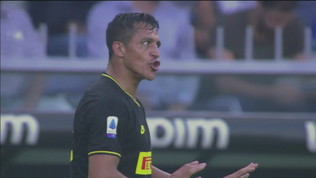 Inter, ansia per Sanchez: probabile lungo stop