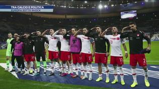 """Tra calcio e politica:""""Europa sotto shock per la Turchia"""