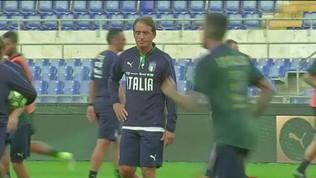 Mancini, chance per Zaniolo: pronto per l'Europeo