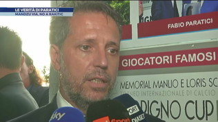 "La verità di Paratici:""Mandzukic via, no a Rakitic"