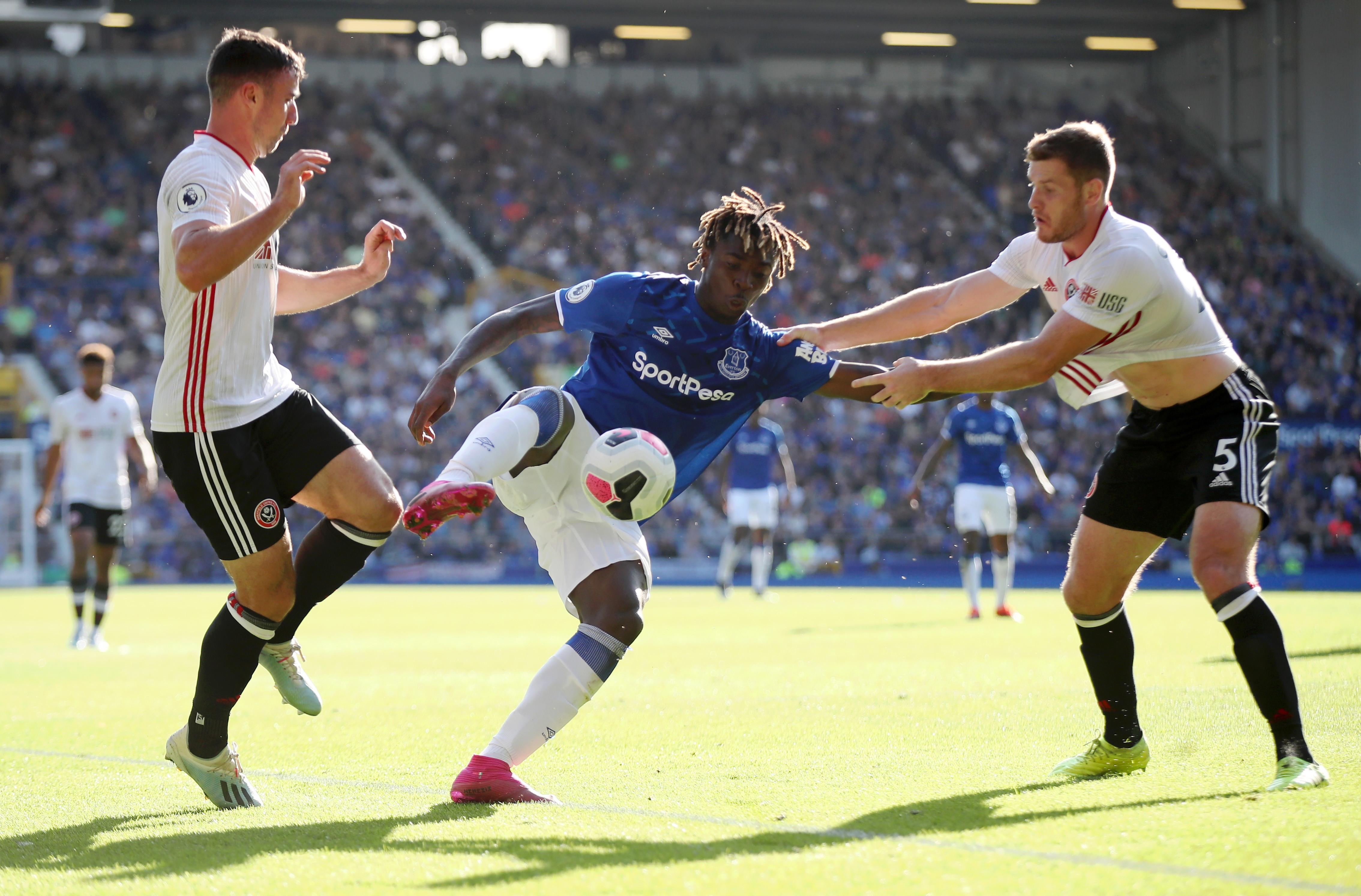Moise Kean (Everton, Italy)