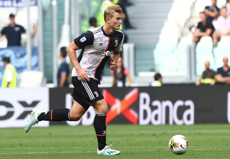 <p> Matthijs de Ligt (Juventus, Netherlands)</p>