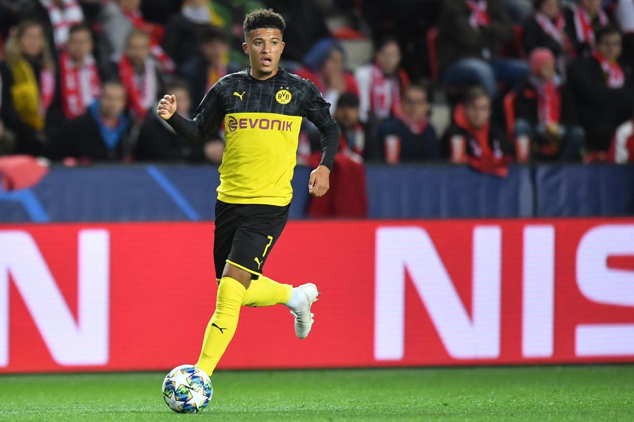 Jadon Sancho (Borussia Dortmund, England)
