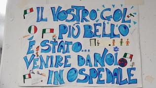 Italia, messaggio strappalacrime dai piccoli malati del Bambin Gesù