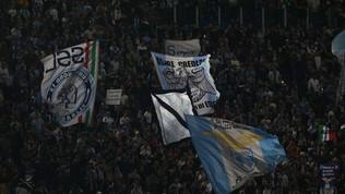 Cori fascisti, la Uefa punisce la Lazio: chiusa parte della Curva Nord