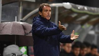 """Italia, Mancini: """"Il record? Mi accontenterei dell'Europeo"""""""