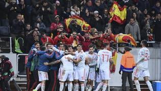 Qualificazioni Euro 2020: Rodrigo regala il pass alla Spagna, si rilancia la Svizzera, Bosnia quasi fuori