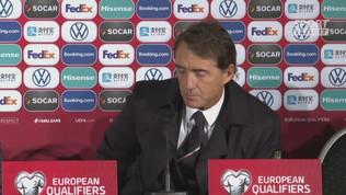 "Mancini: ""Ho avuto buone risposte"""
