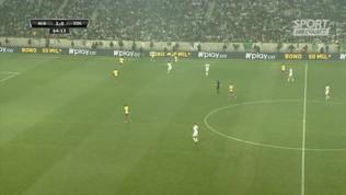 Mahrez, ma cosa hai fatto? Eurogol con l'Algeria