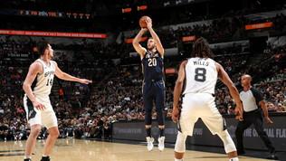 NBA: Melli mentore di Zion