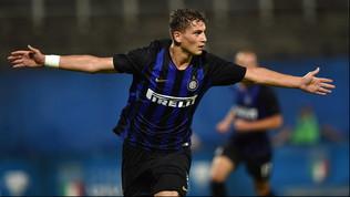 Inter: ecco Esposito, un gioiellino per Conte