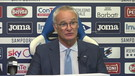 Sampdoria: Ranieri parla chiaro