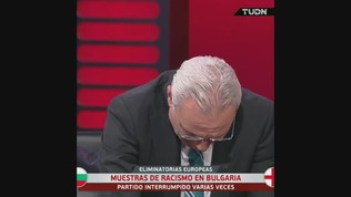 Razzismo in Bulgaria, Stoichkov in lacrime in tv