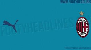 Milan, ecco la terza maglia per il 2020/2021: sarà azzurra