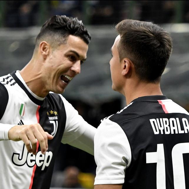 Conte rilancia Candreva | Sarri: dubbio Dybala-Berna | Ancelotti sceglie Llorente