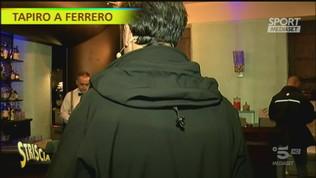 """Un Tapiro per Ferrero: """"Lo dedico a Vialli"""""""