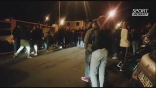 "Sampdoria, tifosi in rivolta sotto casa Garrone: ""Via Ferrero"""