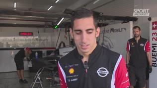 """Formula E, Buemi: """"Siamo partiti bene"""""""
