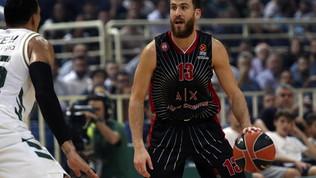 Basket, Eurolega: cuore Milano in Grecia, Panathinaikos battuto 79-78